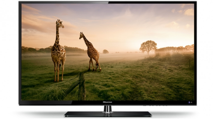 How big is a 24 inch TV